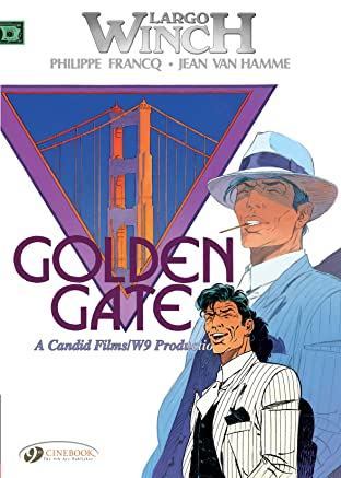 Largo Winch Vol. 7: Golden Gate