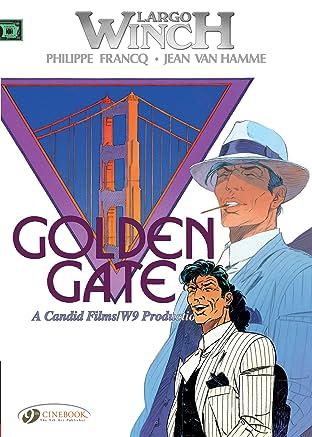 Largo Winch Tome 7: Golden Gate