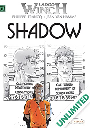 Largo Winch Vol. 8: Shadow