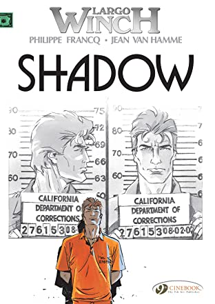 Largo Winch Tome 8: Shadow