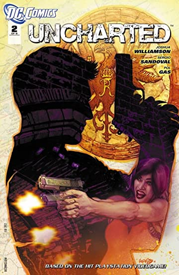 Uncharted #2 (of 6)