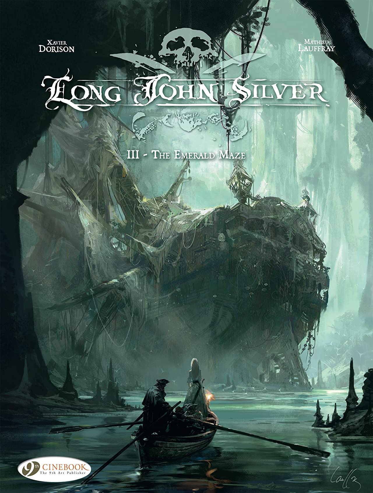 Long John Silver Vol. 3: The Emerald Maze