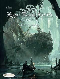 Long John Silver Tome 3: The Emerald Maze