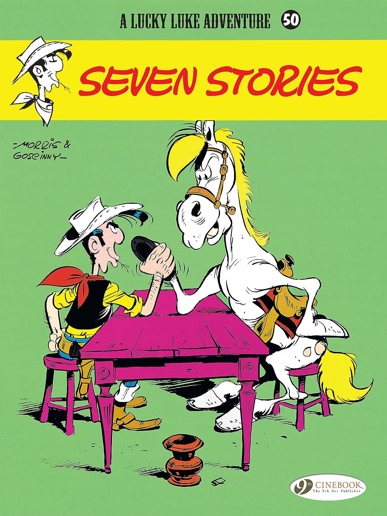 Lucky Luke Vol. 50: Seven stories