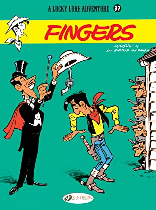 Lucky Luke Vol. 37: Fingers
