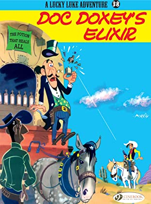 Lucky Luke Vol. 38: Doc doxey's elixir