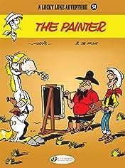 Lucky Luke Vol. 51: The Painter