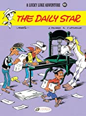 Lucky Luke Vol. 41: The Daily Star