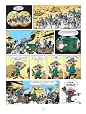 Lucky Luke Vol. 42: Lone Riders