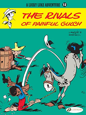 Lucky Luke Vol. 12: The Rivals of Painful Gulch