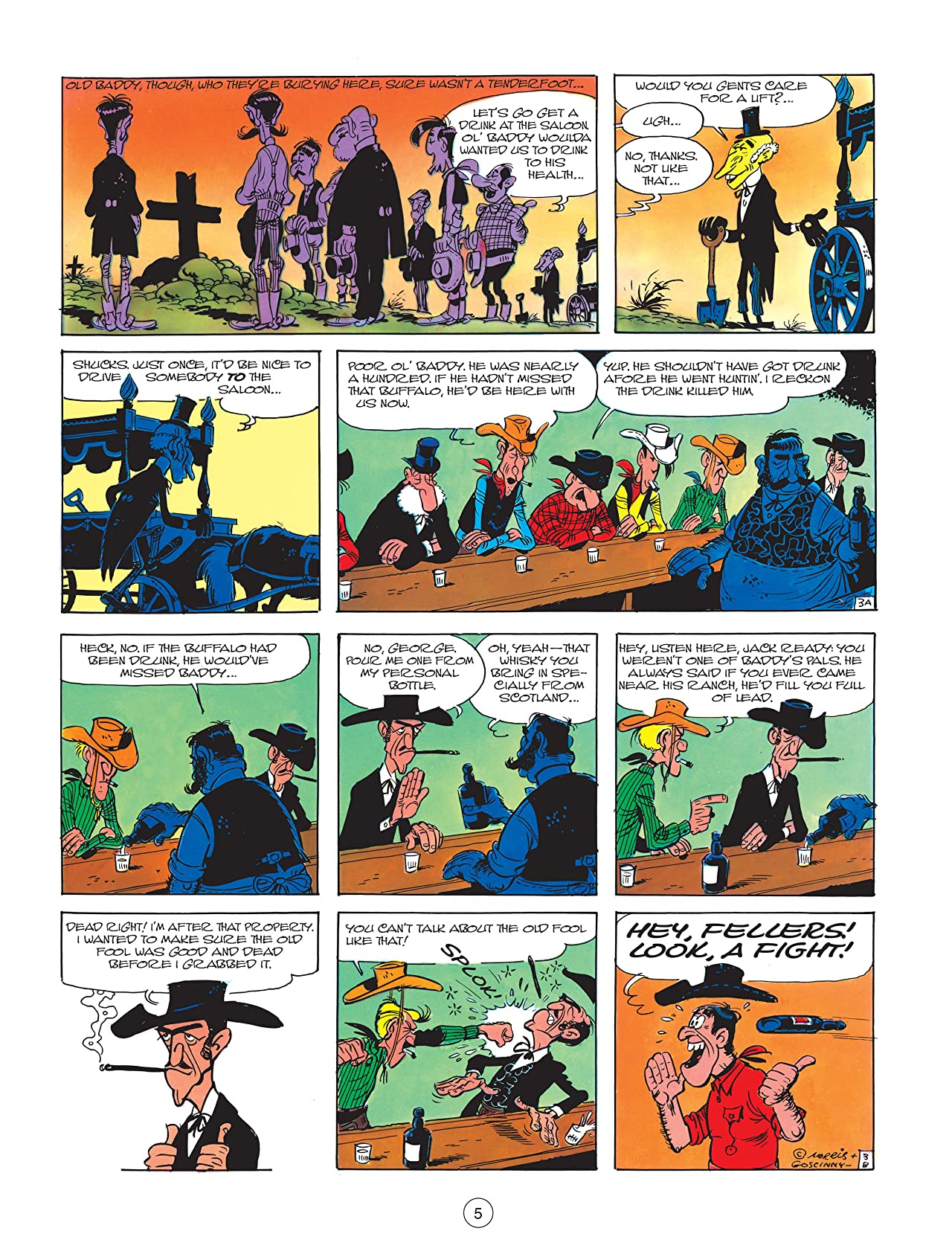 Lucky Luke Vol. 13: The Tenderfoot