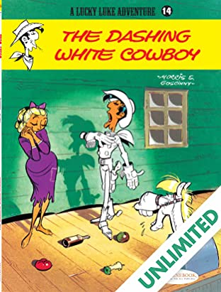 Lucky Luke Vol. 14: The Dashing White Cowboy
