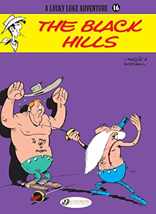Lucky Luke Vol. 16: The Black Hills