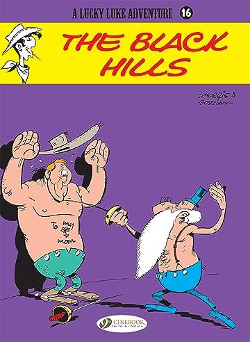 Lucky Luke Tome 16: The Black Hills