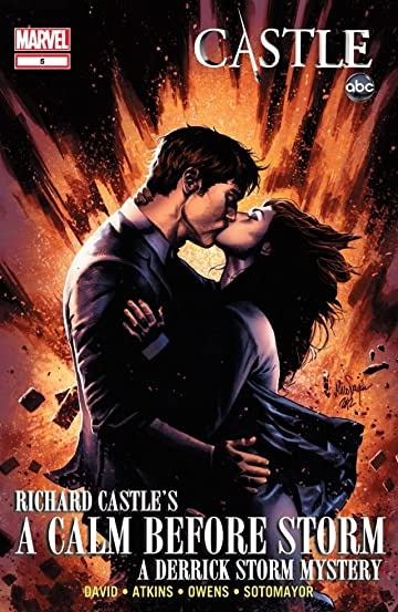 Castle: A Calm Before Storm #5 (of 5)
