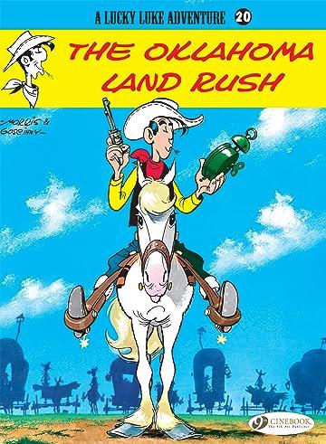Lucky Luke Tome 20: The Oklahoma Land Rush