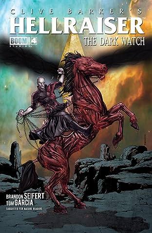Hellraiser: The Dark Watch #4