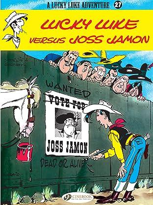 Lucky Luke Tome 27: Lucky Luke Versus Joss Jamon