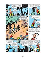 Lucky Luke Vol. 27: Lucky Luke Versus Joss Jamon