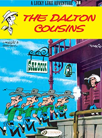 Lucky Luke Vol. 28: The Dalton Cousins