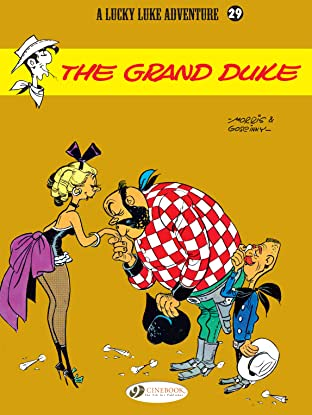 Lucky Luke Tome 29: The Grand Duke