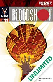 Bloodshot (2012- ) #11: Digital Exclusives Edition