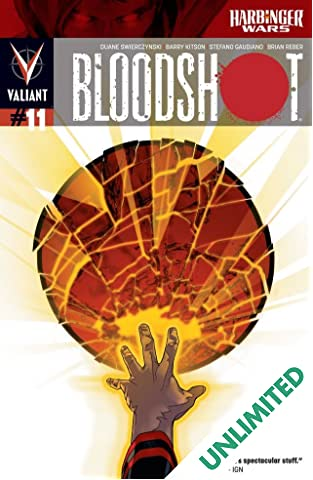 Bloodshot (2012- ) #11: Digital Exclusives Edition