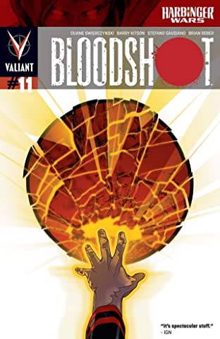 Bloodshot (2012- ) No.11: Digital Exclusives Edition