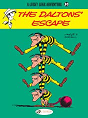 Lucky Luke Vol. 30: The Dalton's Escape