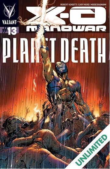 X-O Manowar (2012- ) #13: Digital Exclusives Edition