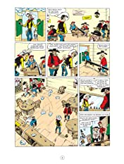 Lucky Luke Vol. 32: Rails on the Prairie