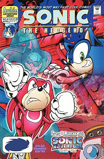 Sonic the Hedgehog #81