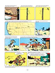 Lucky Luke Vol. 35: The Singing Wire