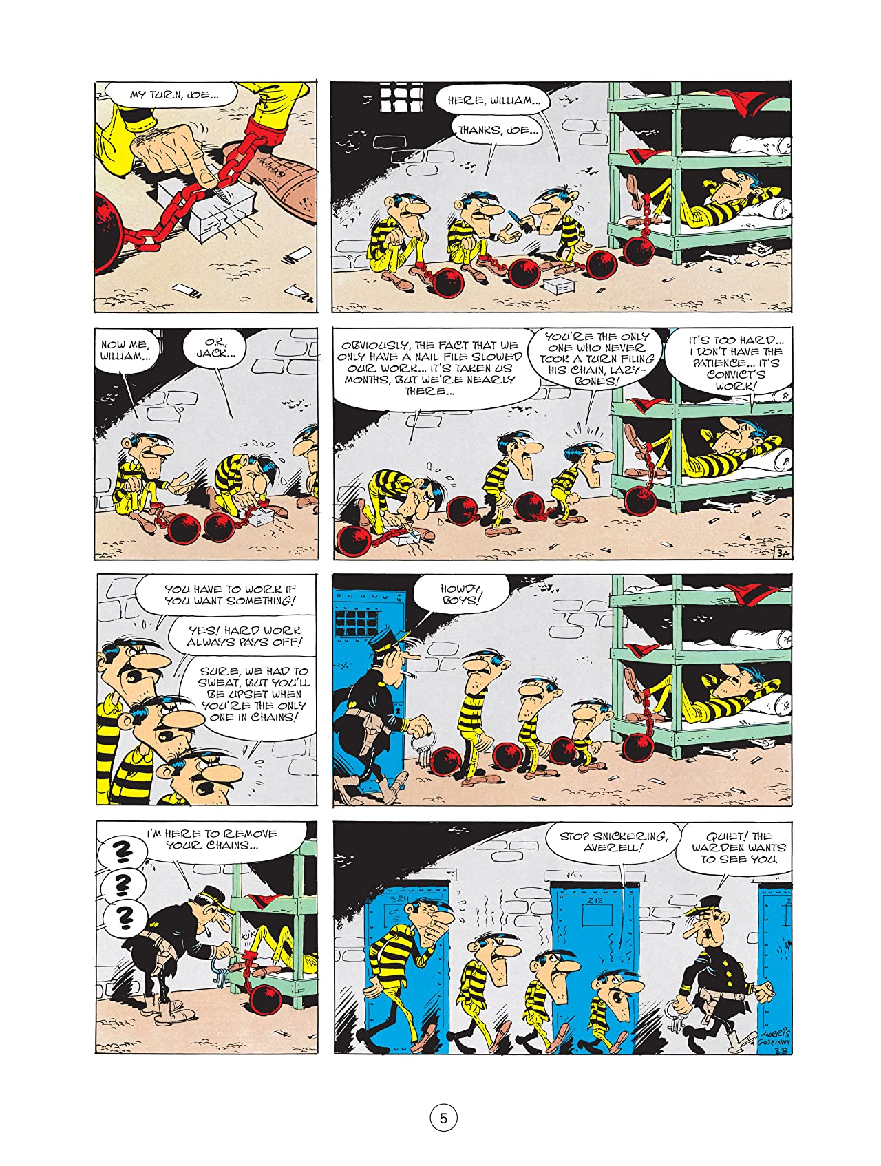 Lucky Luke Vol. 36: The Daltons Redeem Themselves