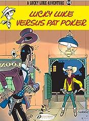 Lucky Luke Vol. 44: Lucky Luke versus Pat Poker