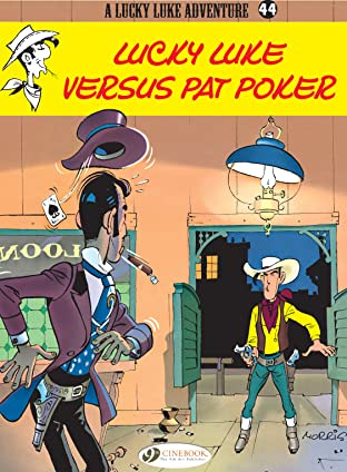 Lucky Luke Vol. 44: Lucky Luke versus Pat Poker
