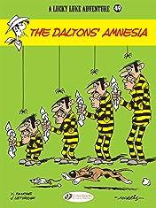 Lucky Luke Vol. 49: The Dalton's amnesia