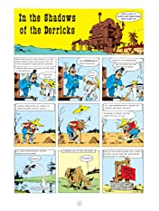 Lucky Luke Tome 5: In the Shadows of the Derricks