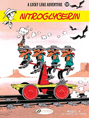 Lucky Luke Vol. 53: Nitroglycerin
