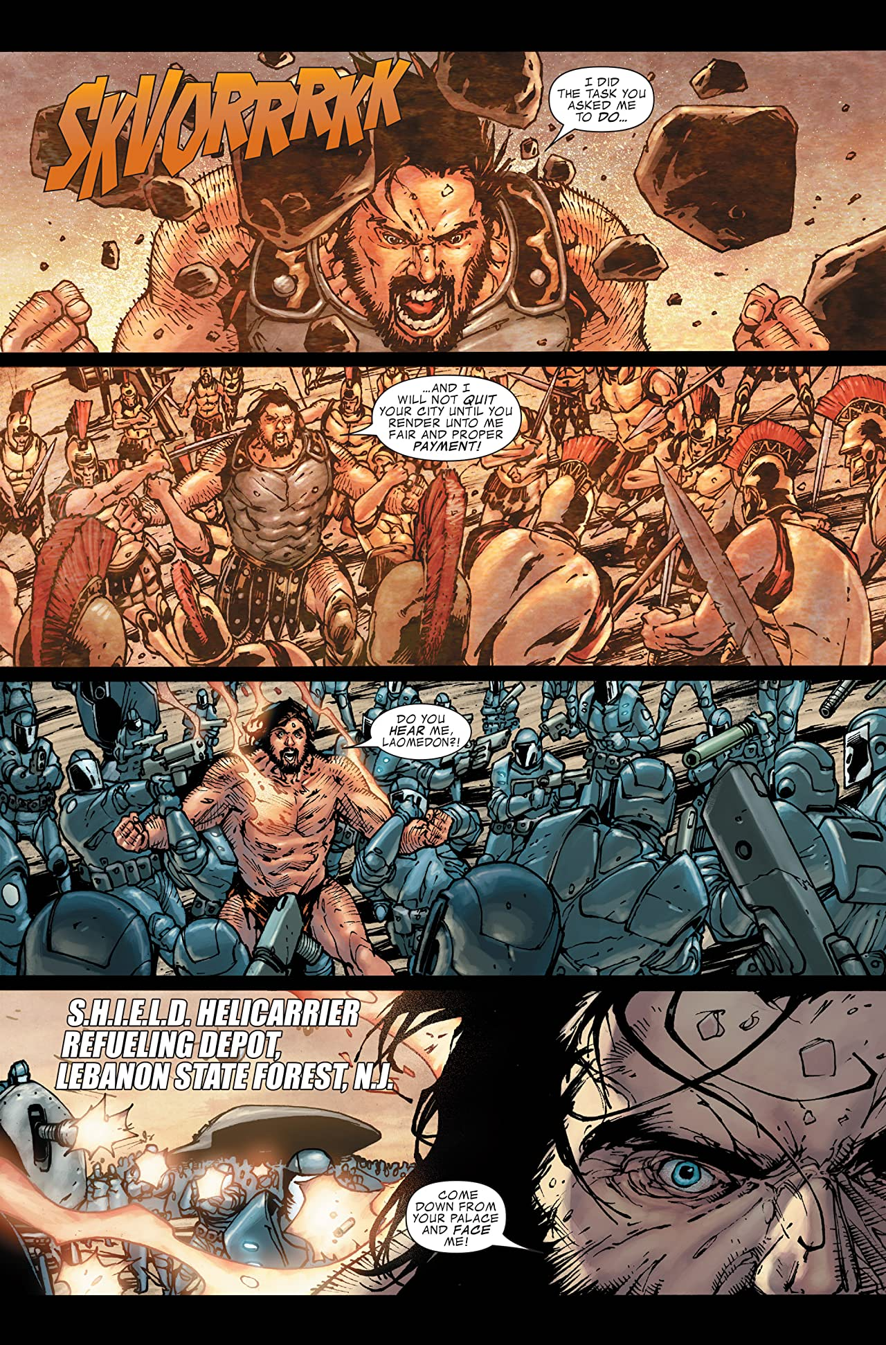 Incredible Hercules #114