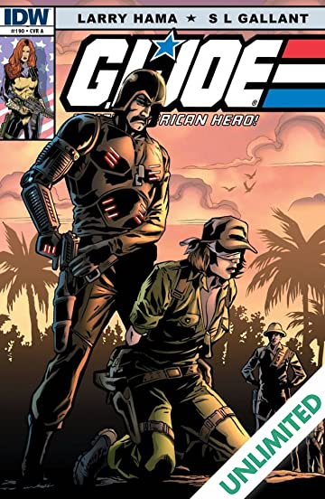 G.I. Joe: A Real American Hero #190