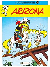 Lucky Luke Vol. 55: Arizona