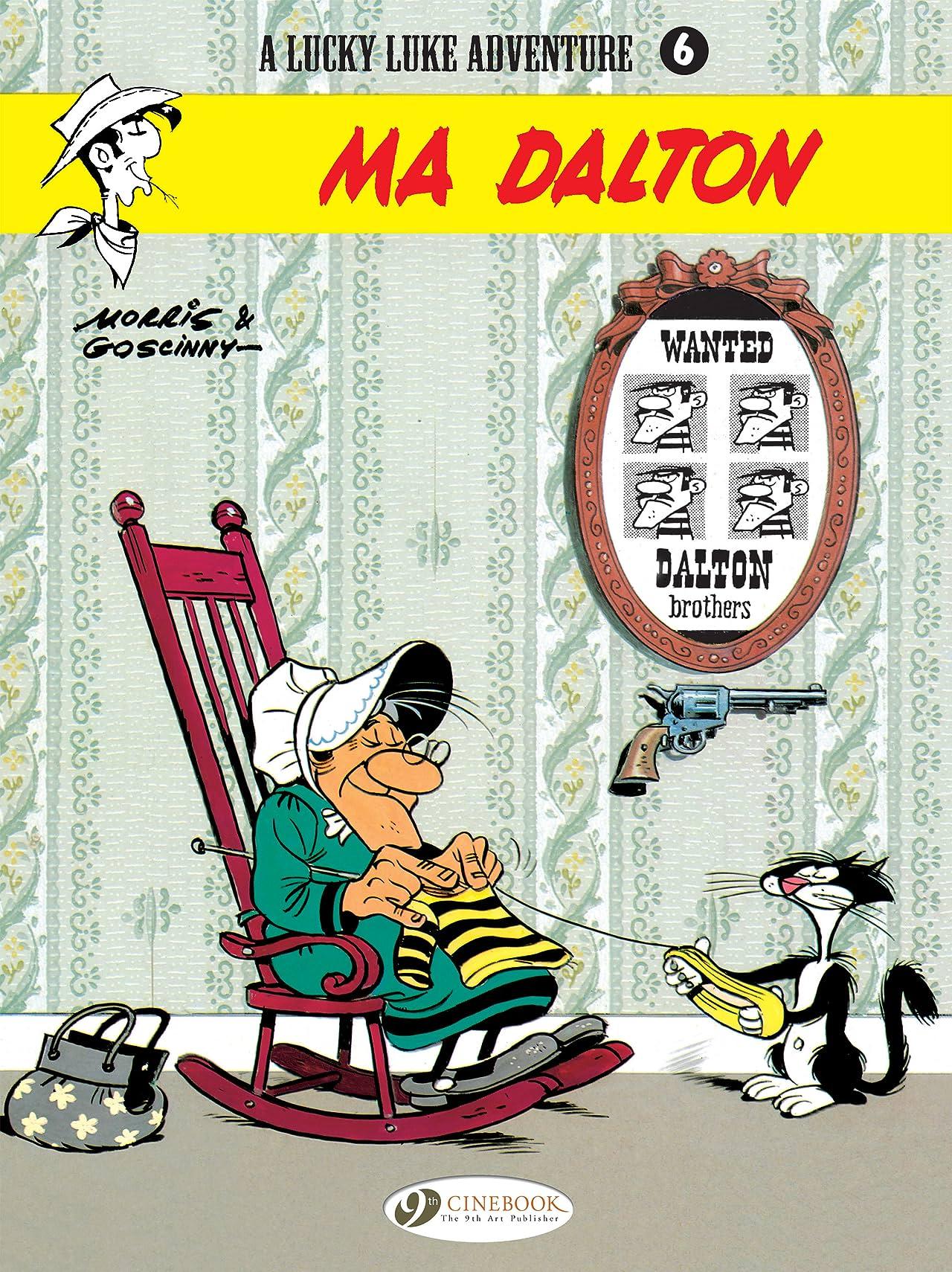 Lucky Luke Tome 6: Ma Dalton