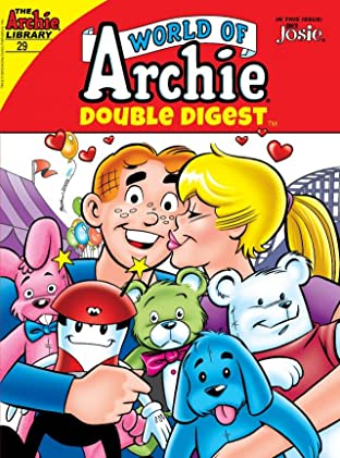World of Archie Double Digest No.29