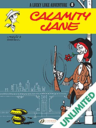 Lucky Luke Vol. 8: Calamity Jane