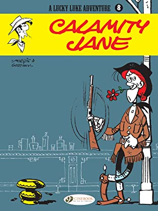 Lucky Luke Tome 8: Calamity Jane