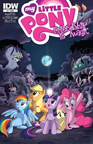 My Little Pony: Friendship Is Magic No.7