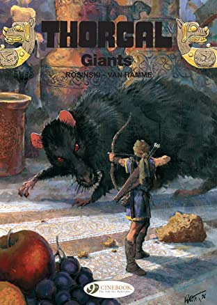 Thorgal Vol. 14: Giants