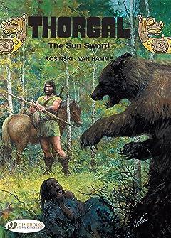 Thorgal Vol. 10: The Sun Sword