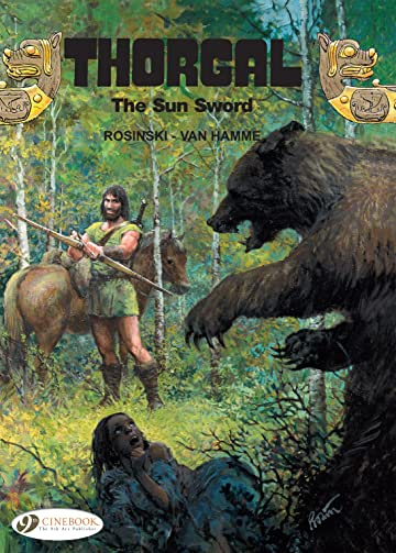 Thorgal Vol. 10: The Sun Sword